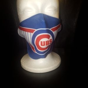 ❤💙NEW Chicago Cubs Face Mask❤💙